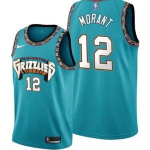Youth Memphis Grizzlies Ja Morant Jersey Authentic
